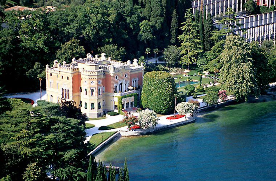 10 top hotels in the world for Designer hotels italien