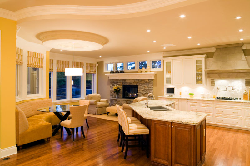 Getting your kitchen lighting just right - How to get your kitchen ceiling lights right ...