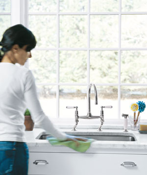 Ordinaire Kitchen Cleaning