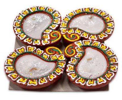 Decorative Diwali Diya Delivery in India