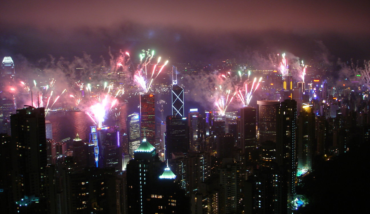 new year in hong kong