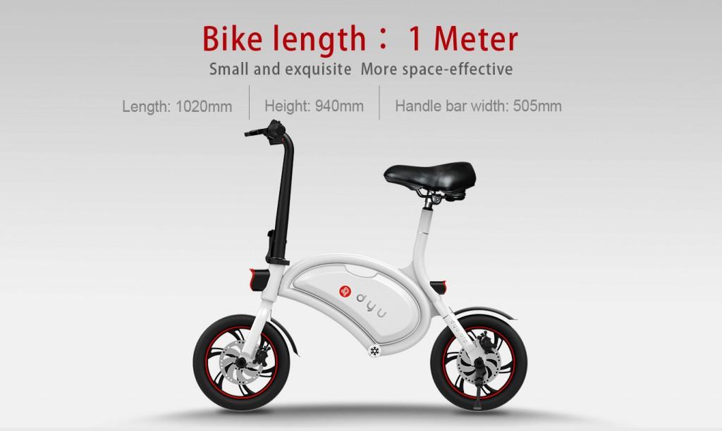 Dyu Smart Bike 1