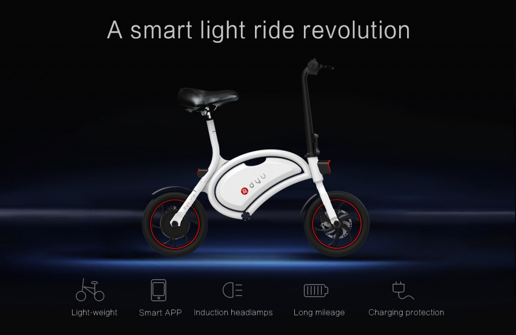 Dyu Smart Bike