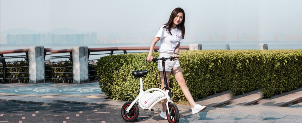 Dyu Smart Bike 4