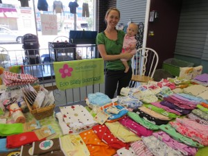 Cloth Diaper For Your First Baby