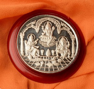 Diwali Gifts - Silver Coins
