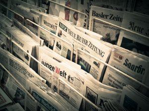 media headlines