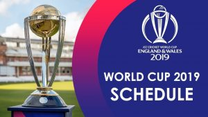 icc circket world cup 2019